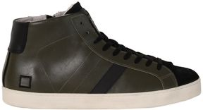 D.A.T.E Army Hill High Sneakers