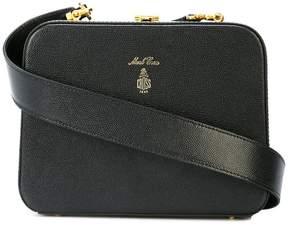Mark Cross Box clutch bag