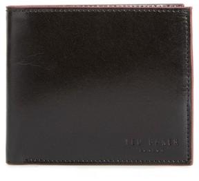 Ted Baker Men's Loganz Leather Wallet - Black
