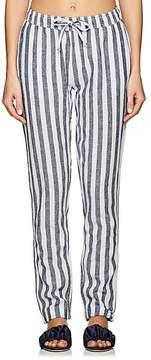 Onia WOMEN'S ELLA LINEN-COTTON DRAWSTRING PANTS