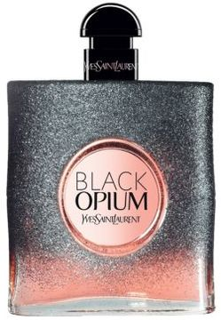 Yves Saint Laurent The Shock Black Opium Floral Eau De Parfum - 3.04 oz.