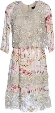 Mulberry Short dresses