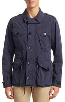 Ralph Lauren Purple Label Gifford Water-Repellent Jacket