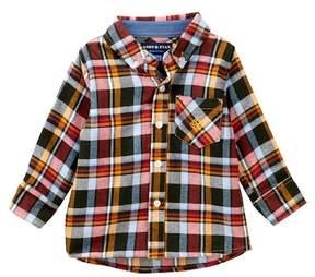 Andy & Evan Flannel Shirt (Baby Boys)