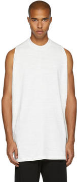 Rick Owens Off-White Ricks Tank Top
