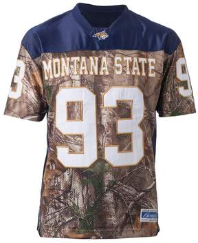 NCAA Men's Montana State Bobcats Game Day Realtree Camo Jersey