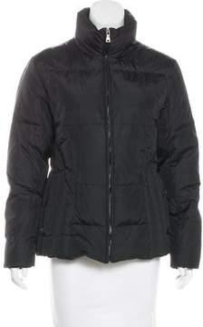 Andrew Marc Zip-Up Puffer Jacket