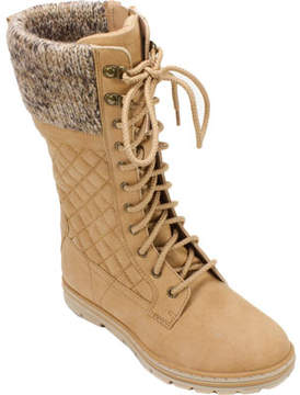 White Mountain Cliffs By Cliffs by Karline Quilted Tall Sweater Boot (Women's)