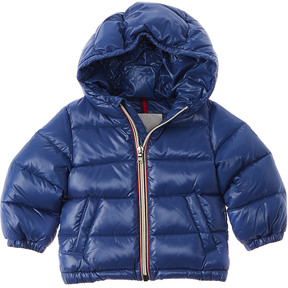 Moncler Girls' Blue Aubert Jacket