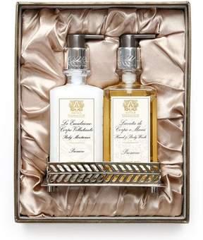 Antica Farmacista Prosecco Hand Wash & Moisturizer Gift Set with Tray