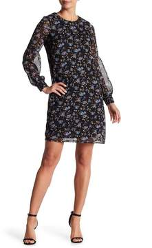 Vero Moda Floral Long Sleeve Dress