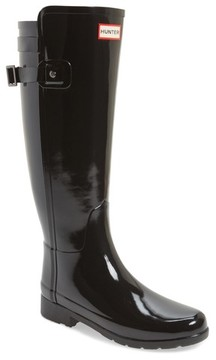 Hunter Women's Refined High Gloss Rain Boot