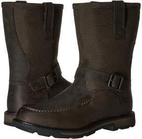 Ariat Groundbreaker Moc Toe H2O Men's Work Pull-on Boots