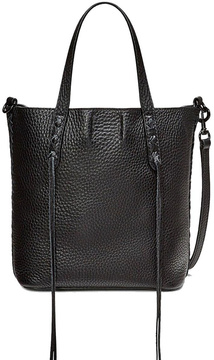 Rebecca Minkoff Mini Whipstitch Bag - BEIGE - STYLE