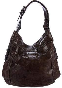 Givenchy Pepe Leather Eden Hobo