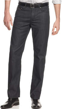 Alfani Deker Straight-Fit Coated Jeans, Created for Macy's