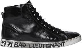 Saint Laurent Antibe Vintage Leather Sneakers