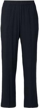 Bellerose stripe detail elasticated trousers