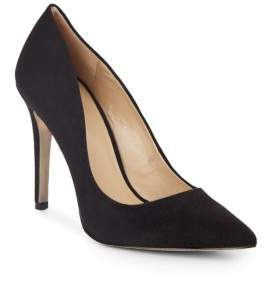 Saks Fifth Avenue Cathy Suede Pumps
