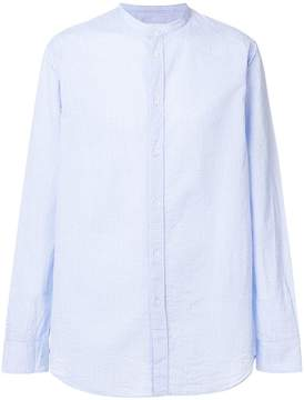 Paolo Pecora front button shirt