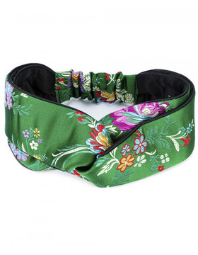 Gucci floral print headband
