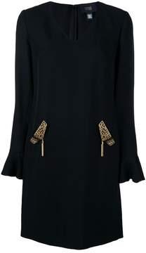 Class Roberto Cavalli embellished dress