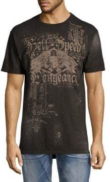 Affliction Hell Speed Cotton Tee