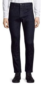G Star Deconstructed Slim Jeans