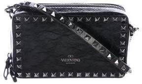Valentino Noir Rockstud Crossbody Bag