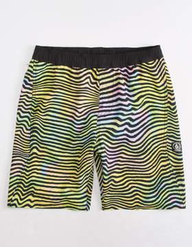 Volcom Vibes Boys Volley Shorts
