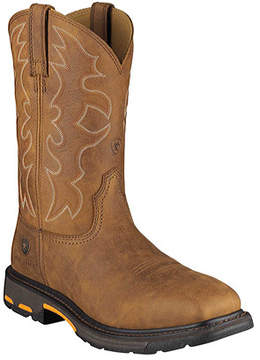 Ariat Men's Workhog Wide Square Steel Toe Boot