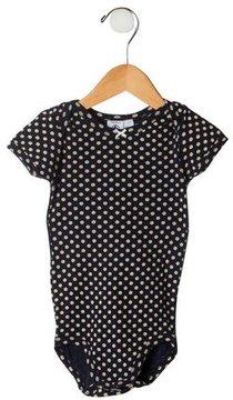 Petit Bateau Girls' Polka Dot All-In-One