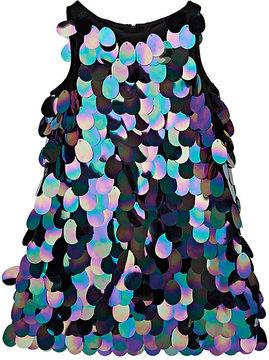 Milly Kids' Pailette-Embellished Sleeveless Dress