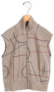 Bobo Choses Boys' Printed Vest w/ Tags