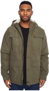 Globe Goodstock Thermal Parka Jacket Men's Coat