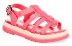 Mini Melissa Girl's Mel Flox IIII Sandals