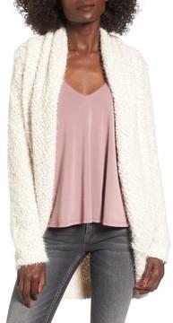 BP Women's Fluffy Cocoon Cardigan