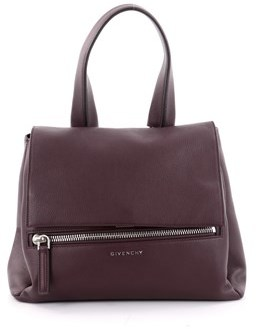 Givenchy Pre-owned: Pandora Pure Satchel Leather Small.