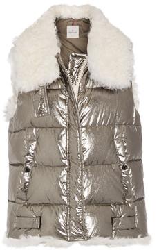 How To Wear A Vest Jacket Popsugar Fashion