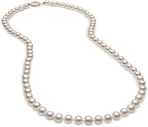 Belle de Mer 18 Cultured Freshwater Pearl (5mm) Strand in 14k Gold