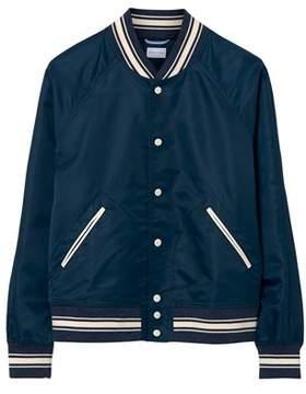 Gant Men's Green Polyamide Outerwear Jacket.