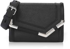 Karl Lagerfeld K/Rocky Saffiano Small Shoulder Bag