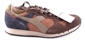 Diadora Heritage Men's Multicolor Suede Sneakers.