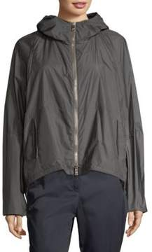 Jil Sander Hooded Parachute Jacket