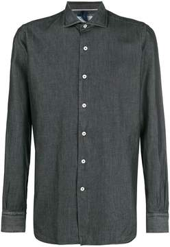 Orian plain button down shirt