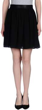 Supertrash Knee length skirts