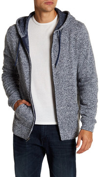 Levi's Kenosha Zip-Up Fleece Hoodie