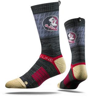 Strideline Florida State Seminoles Crew Socks
