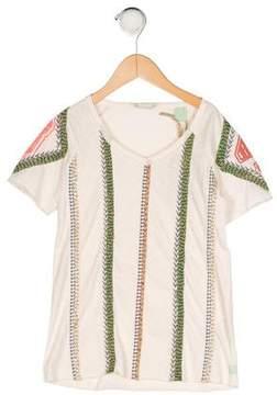 Scotch R'Belle Girls' Embellished Knit Top