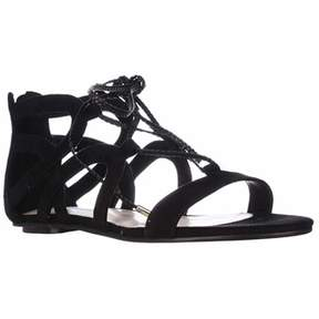 Marc Fisher Womens Kapre Open Toe Casual Gladiator Sandals.